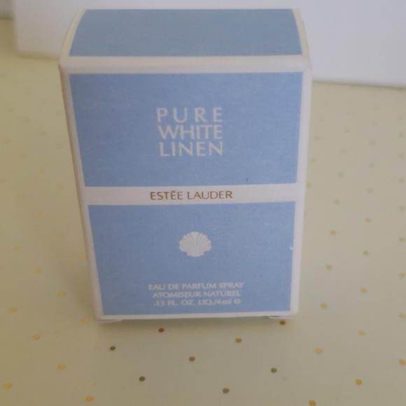 Estee Lauder Other - 4 for 25$ NIB Estee Lauder Pure white linen 4ml